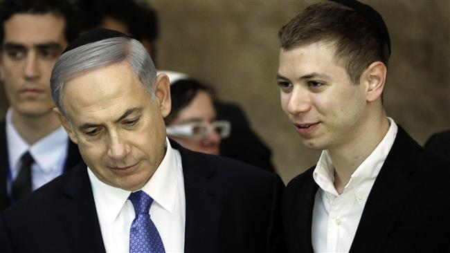 Audio leaked of Netanyahu's son bragging about dad's shady gas deal outside strip club