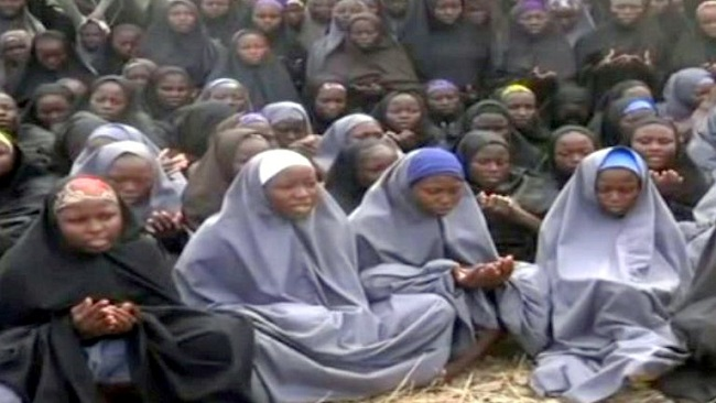 Nigerian military rescues one of 270 girls kidnapped by Boko Haram in 2014