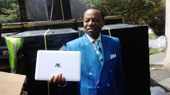 Yaounde: Francophone students auctioning President Biya's laptop computers