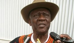 Fru Ndi withdraws from presidential election