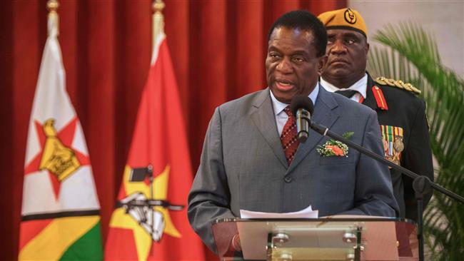 Zimbabwe's Mnangagwa announces election in four to five months