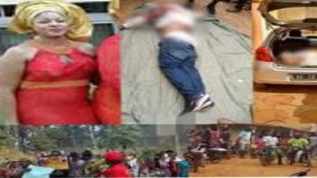 Nigerian man Killed by wife and her apprentice boyfriend in Yaounde