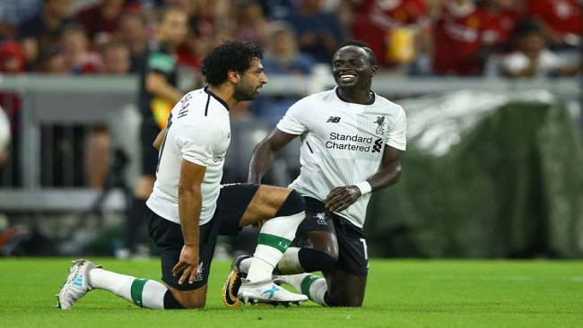 African players in Europe: Salah, Mane, Pepe star