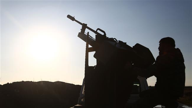 Russia: US arms deliveries to Syria militants prompted Turkey's offensive