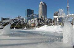 Dangerously cold winter grips US, 12 dead