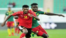Angola penalty send La Republique packing