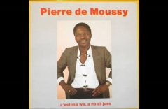 Makossa legend Pierre de Moussy is no more