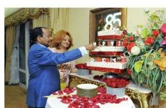 Cold Birthday: Cameroon Intelligence Report Analyse Biya-Chantal Birthday Photos
