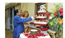 Cold Birthday: Cameroon Intelligence Report Analyse Biya-Chantal Birthday Photos