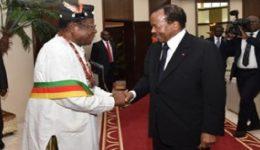 Ambazonia Crisis: Chief Mukete knocks Biya, Says Head of State is inaccessible