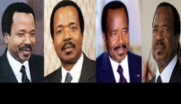 Ruler since 1982, Biya turns 85 as strife grips parts of Cameroon