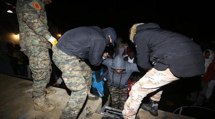 Libya rescues 441 refugees off western coast
