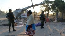 Mexican helicopter crash kills 13, minister survives