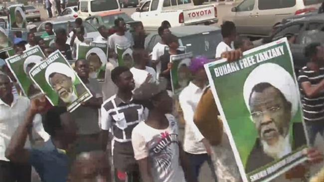 Nigeria's Islamic Movement holds rally to demand justice for slain members