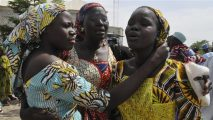 Nigerian army rescues 76 girls after Boko Haram terror attack