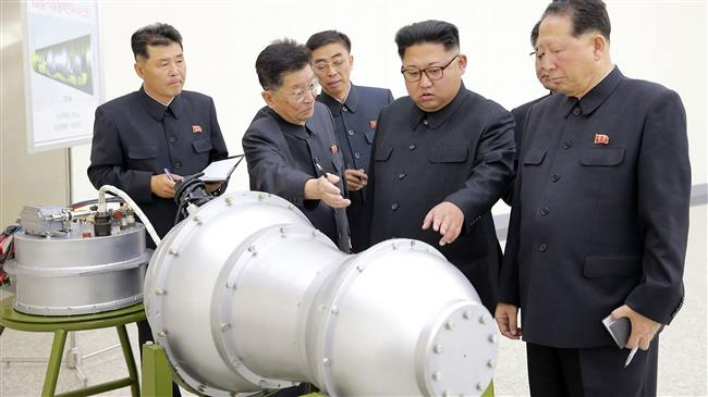 German spy chief: Pyongyang procures missile parts via Berlin embassy