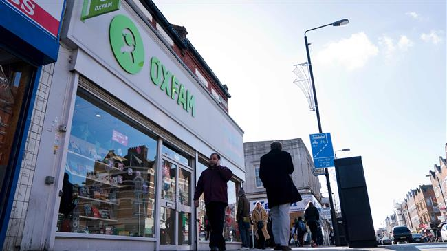 Haiti suspends Oxfam operations amid sex abuse scandal