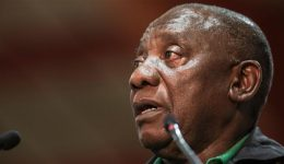 South Africa parliament elects Ramaphosa as new president