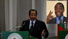 Biya says threats to Cameroon's peace have eased