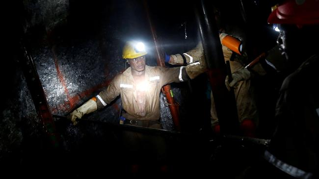 Power cut leaves hundreds of gold miners trapped underground in South Africa