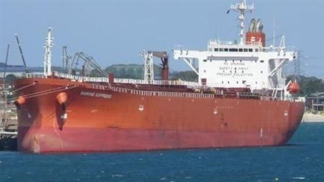 Tanker with 22 Indian sailors on board goes missing off West Africa
