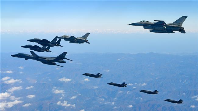 North Korea accuses US of deploying large nukes, mulling preemptive strike