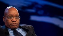 South Africa facing political showdown on President Zuma fate