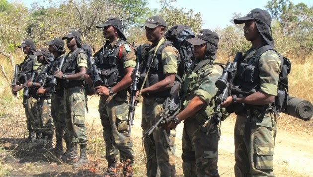 Joint Nigerian- Cameroon troops kill 35 Boko Haram terrorists in combined Operations