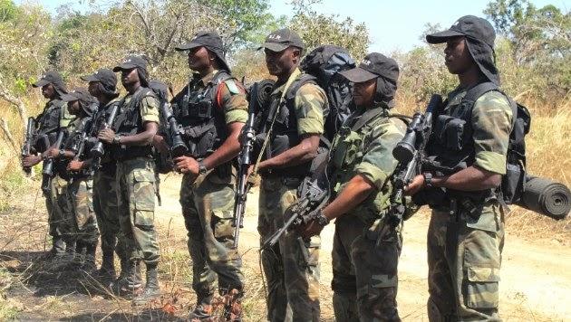 French Cameroon soldier kills three civilians