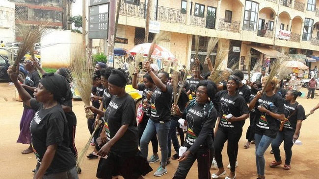Yaounde releases women arrested over protesting Anglophone crisis
