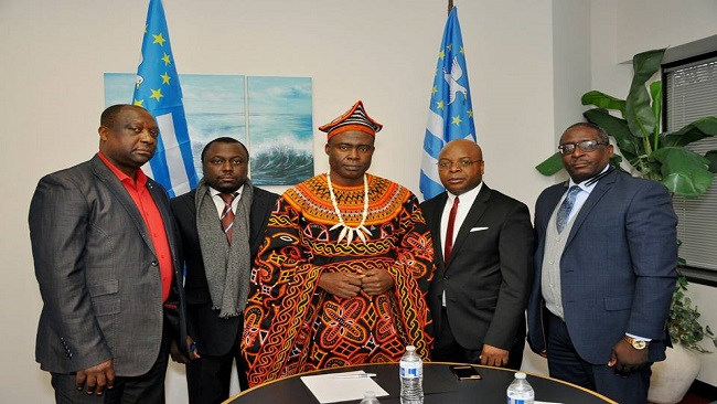"""Whether we accept it or not, Ambazonian leaders are in the Diaspora"""