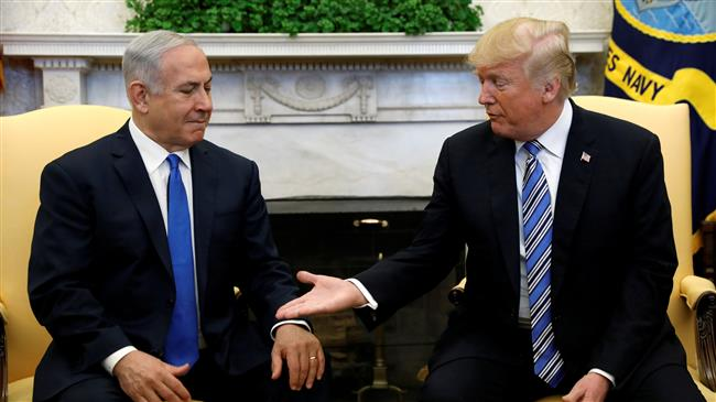 Netanyahu arrives in Washington to meet Trump