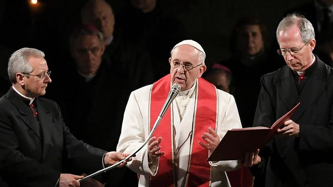 Vatican scrambles to clarify pope's reported denial of hell