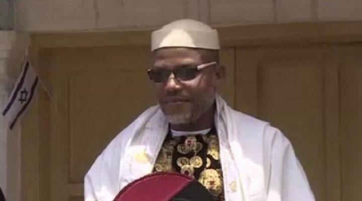 Nigerian police says missing pro-Biafra leader Nnamdi Kanu not in our custody