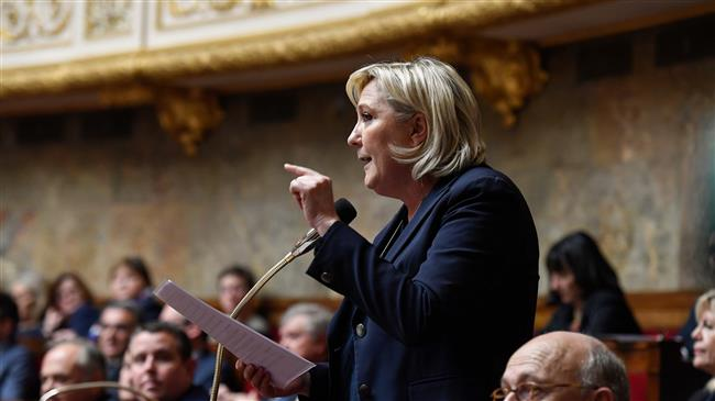 France: Far-right leader Le Pen charged over Daesh tweets
