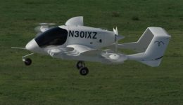 Pilot-less, electric, vertical takeoff taxis debut in New Zealand