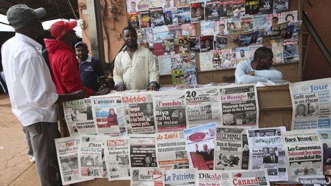 Press censorship in Cameroon: a cycle of fear