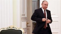 Putin says 'transition' crucial after political shake-up
