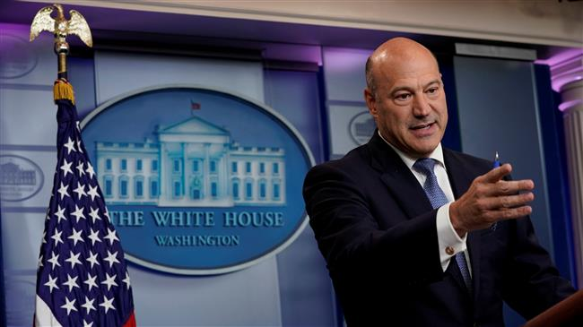 US: Trump's top economic adviser Cohn resigns over tariff plan