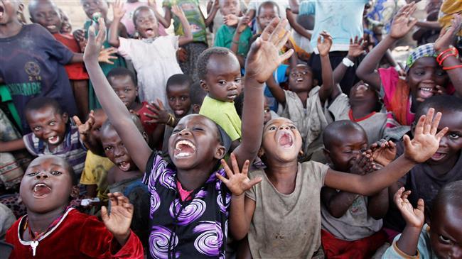 UN says 2 million children face starvation in Congo-Kinshasa