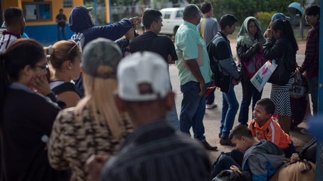 UN says 100,000 Venezuelans claimed refugee status since 2017