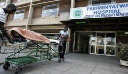 Zimbabwe: Hospitals crippled as doctors escalate strike