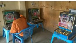 Cameroon Gambling – youth and old going-gaga over new gaming machines