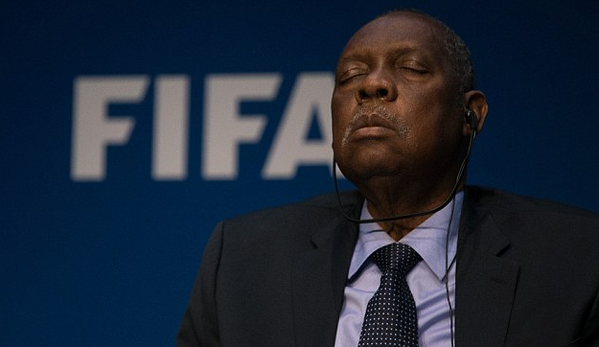 CAF: Issa Hayatou, Amrani trial postponed to April 16