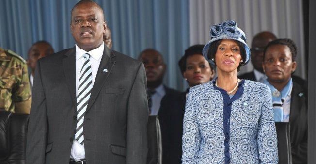 Botswana inaugurates new president Masisi in smooth handover