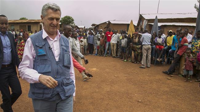 40 people fleeing violence drown off Congo-kinshasa