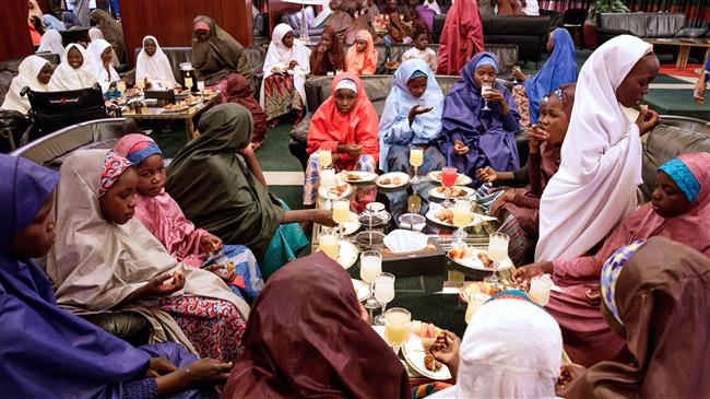 Boko Haram has kidnapped at least 1,000 girls since 2013