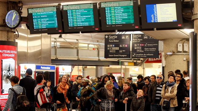 Millions of French commuters face wave of railway strikes