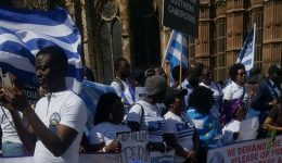 London: Chris Anu condemns attacks on Southern Cameroons civilians