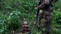 UN finds five mass graves in Congo amid ethnic violence